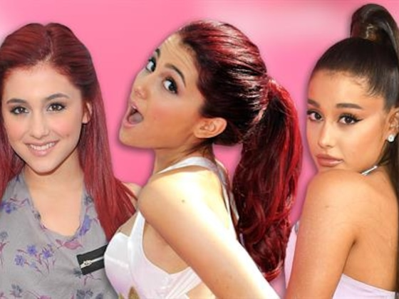 Ariana Grande's Hair: Then & Now