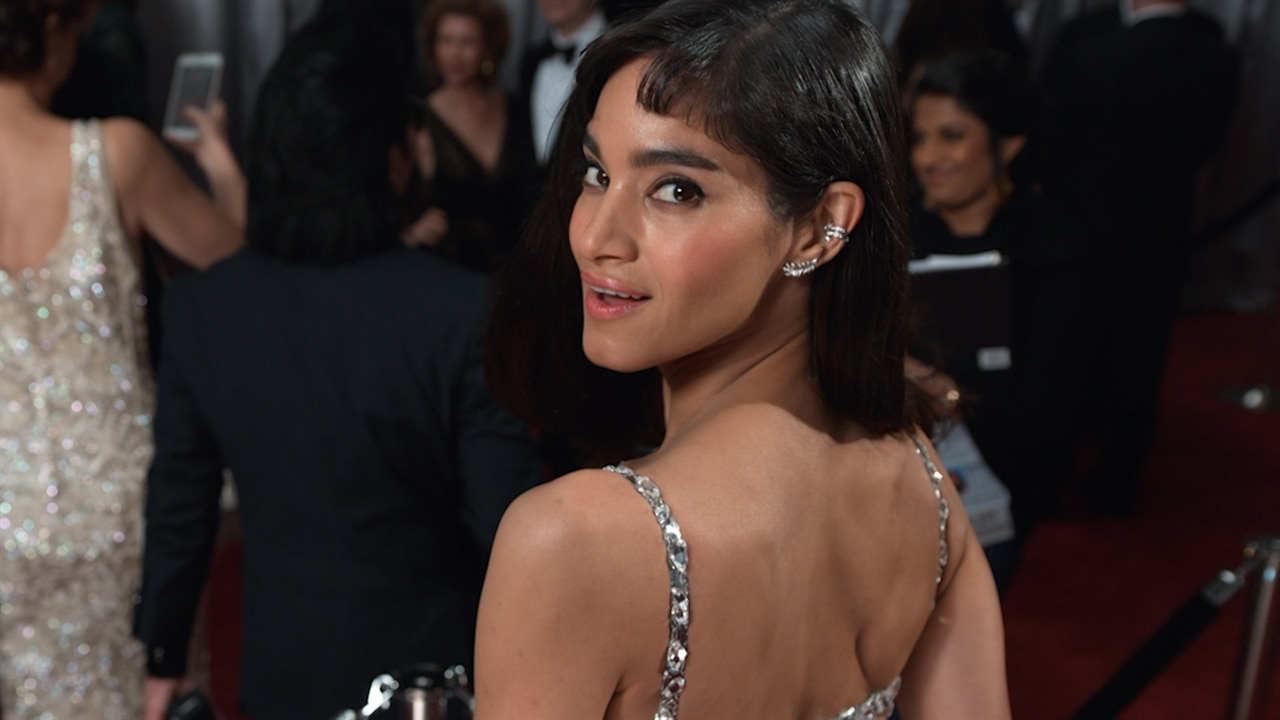 Sofia Boutella Says Charlize Theron Is A Silf In New Flick