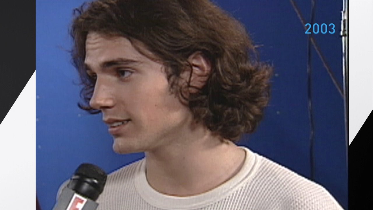 E Looks Back At Henry Cavill In 2003 E News