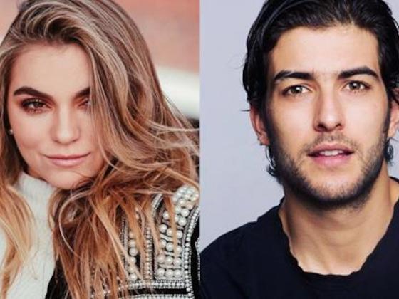 Sofía Castro finalmente confirmó su romance con Juan Pablo Gil
