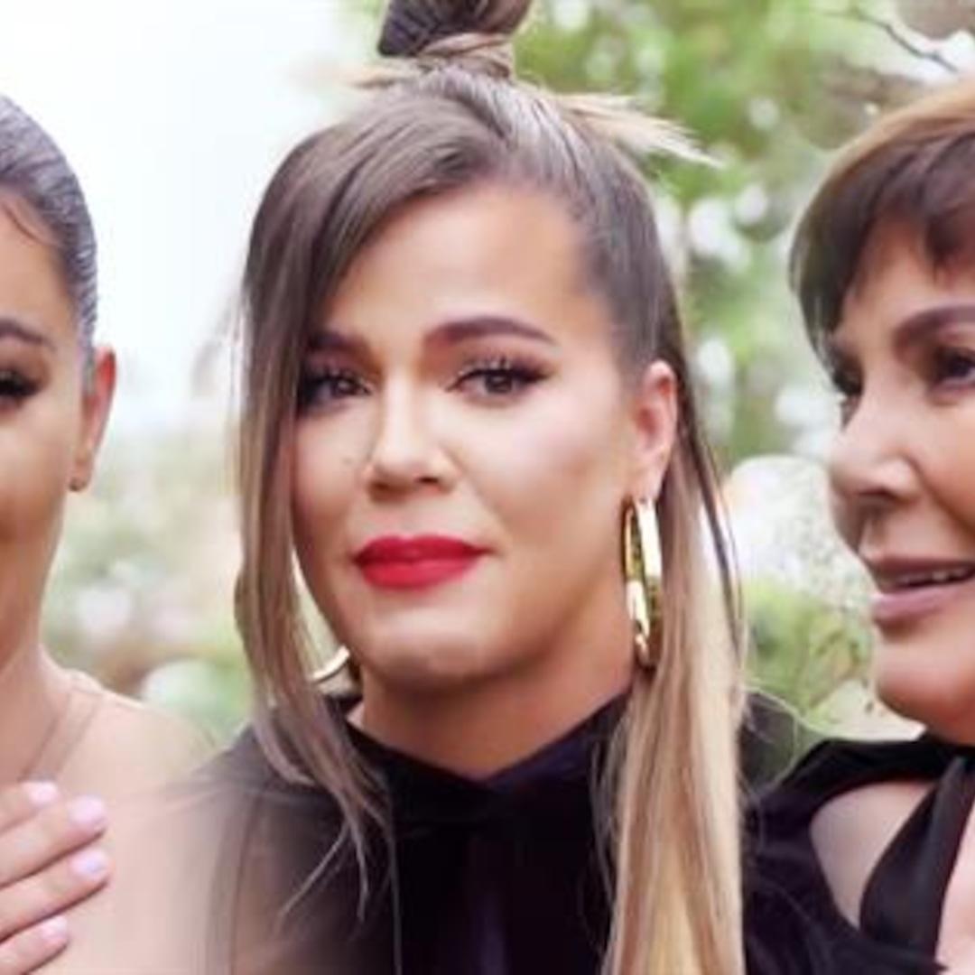 Kardashians Break Down When Telling Crew