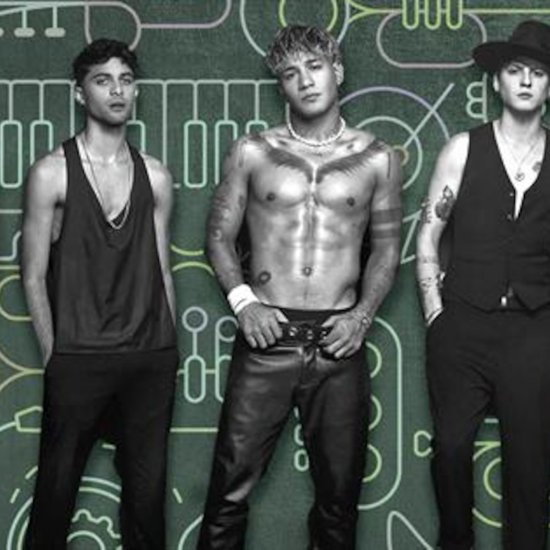 CNCO Shares the Soundtrack to Their Lives