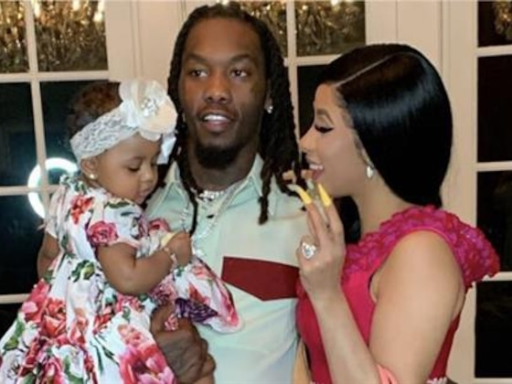 Inside Cardi B & Offset's $400K 1st B-day Party for Daughter Kulture