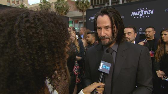 Keanu Reeves says he had crush on Sandra Bullock during Speed