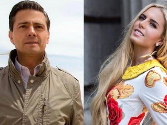 Enrique Peña Nieto y Tania Ruíz ya no ocultan su amor en público