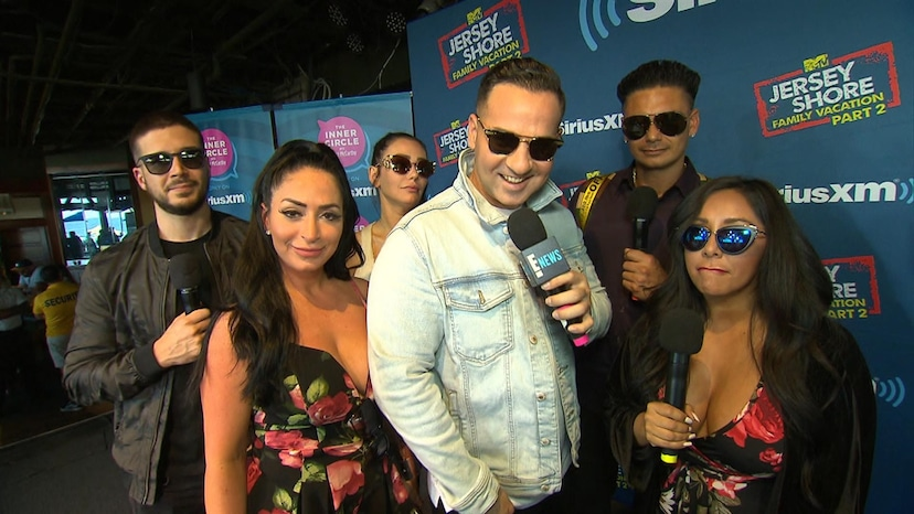 Yep Jersey Shore Is 10 Years Old E Online