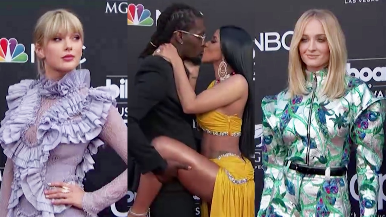 Billboard Music Awards 2019: See Taylor Swift, Cardi B and More Stars' Best Candid Moments