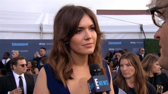 Mandy Moore Reflects on Ex Wilmer Valderrama Saying He Took Her Virginity