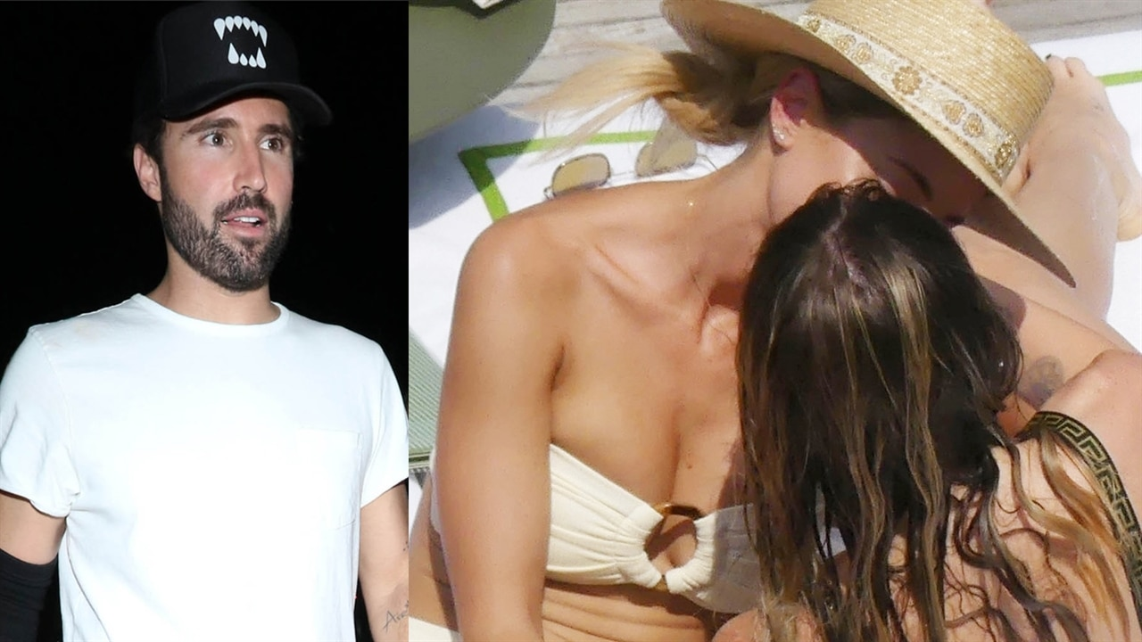 Brody Jenner Shows PDA With Josie Canseco After Defending Ex Kaitlynn Carter Over Split