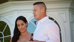 Brie Bella Hijacks Nikki & John Cena's Engagement Party