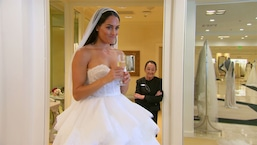 Nikki Bella Doesn't Feel Right Trying on Wedding Dresses