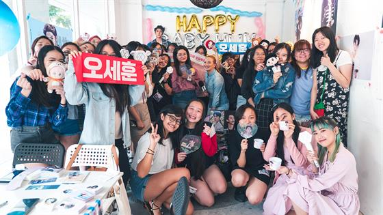 Celebrating Sehun's 25th Birthday with EXO-Ls | E! K-Popping