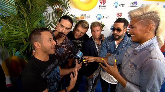 Backstreet Boys are back… in Winnipeg