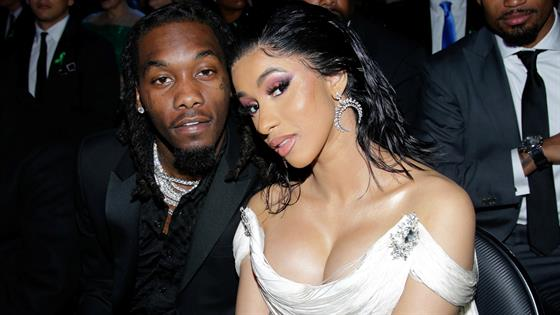 Cardi B Offset S Steamiest Moments From Clout