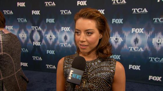 Aubrey Plaza Jokes About 'R-Rated'