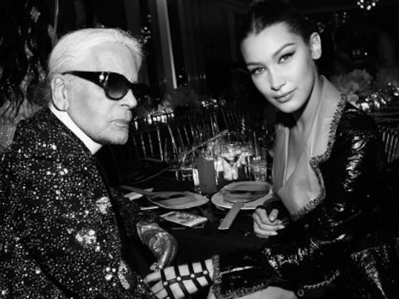 Celebs React to Passing of Karl Lagerfeld