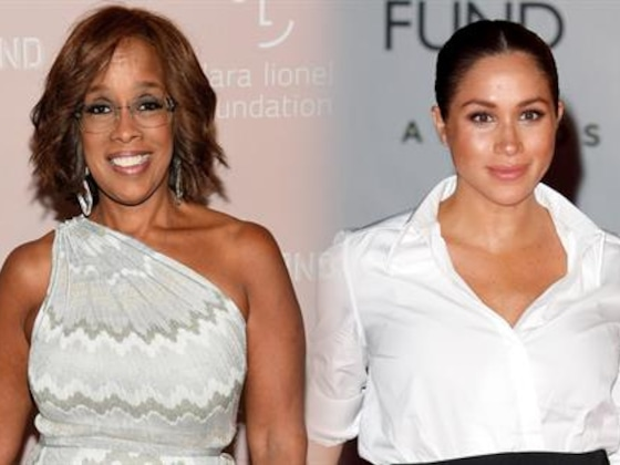 Gayle King Gives Details on Meghan Markle's Baby Shower