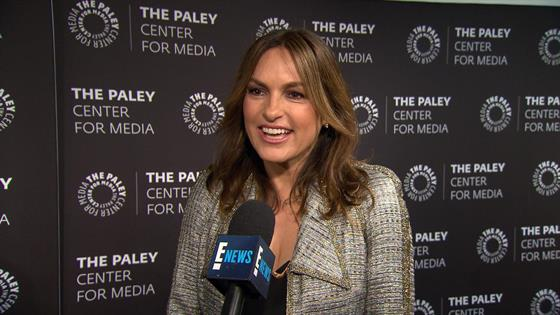 Mariska Hargitay Is Grateful For Svu Character