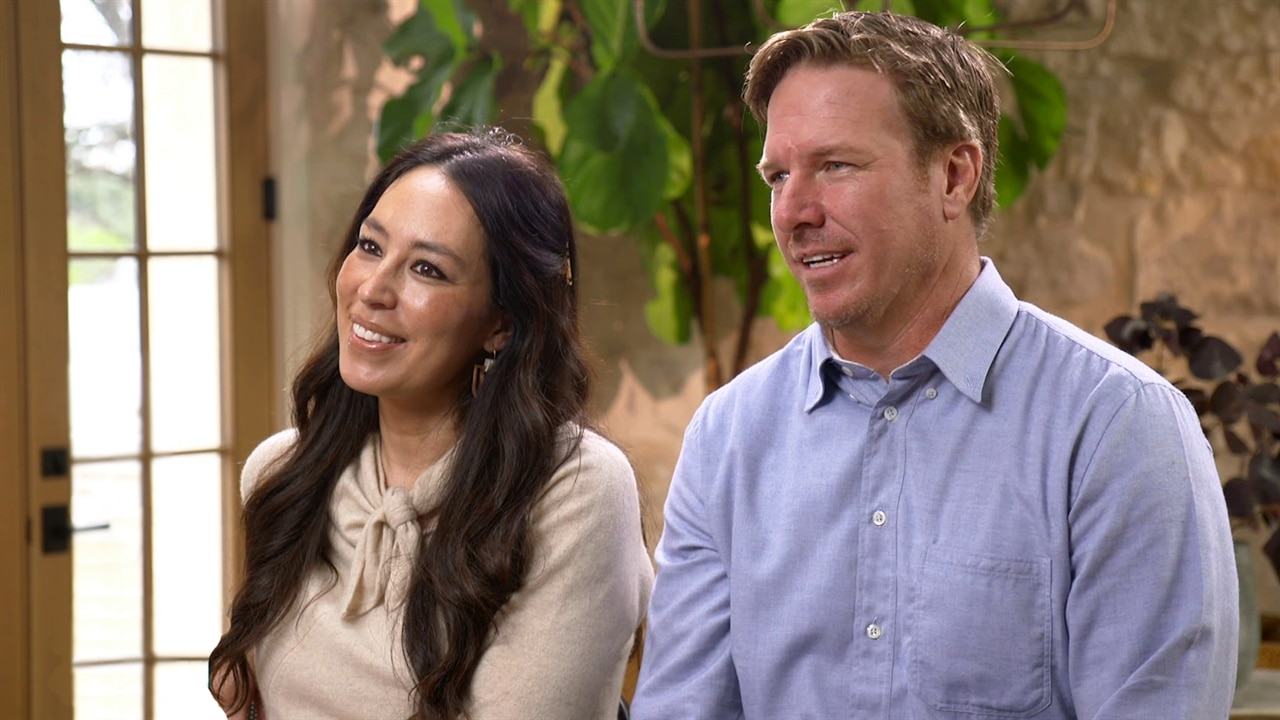 Chip & Joanna Gaines: Anybody Can Have What We Have