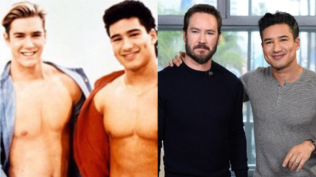 Saved By The Bell Cast Reunion See Them Then  Now  E News-1247