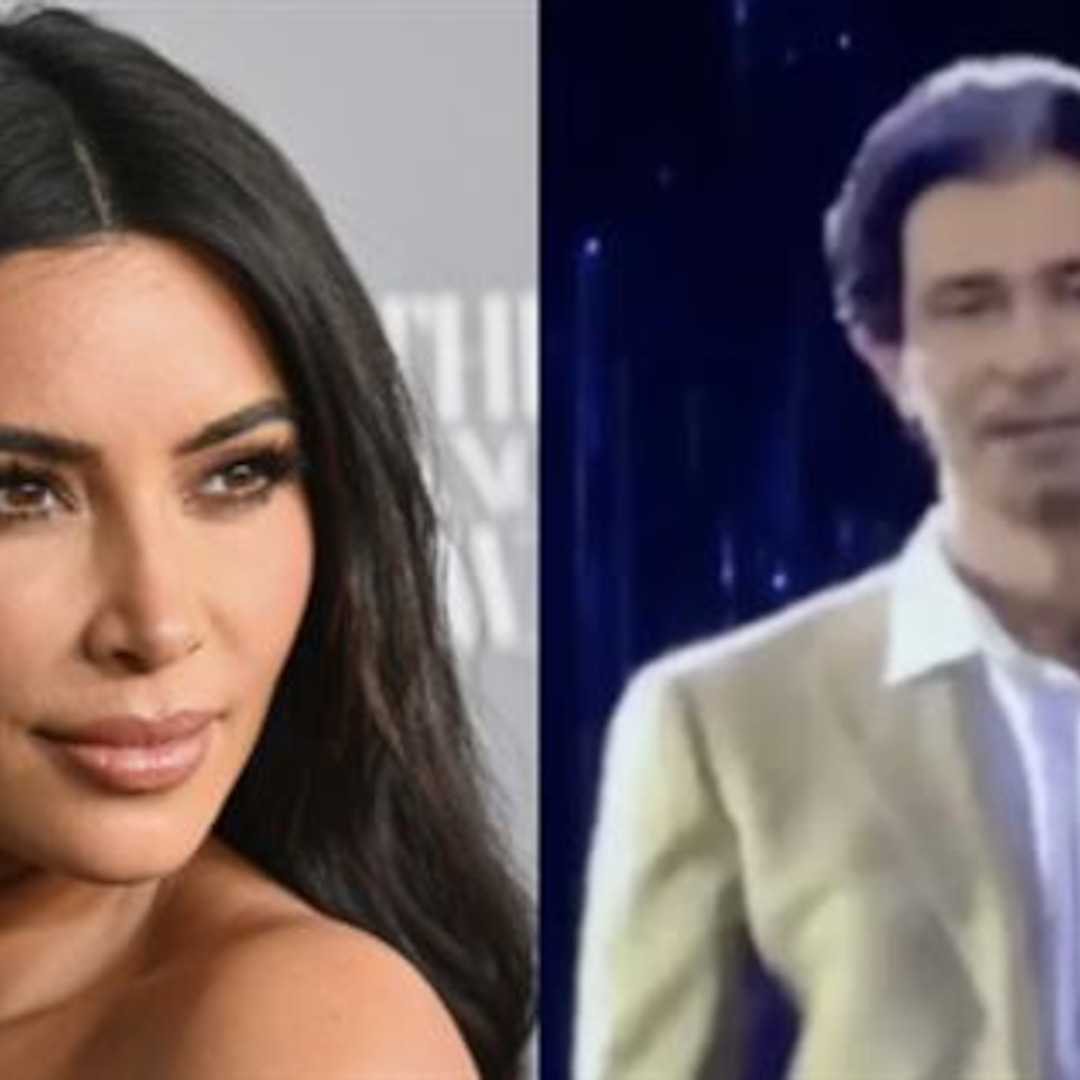 Kanye West Surprises Kim Kardashian With Hologram of Late Father