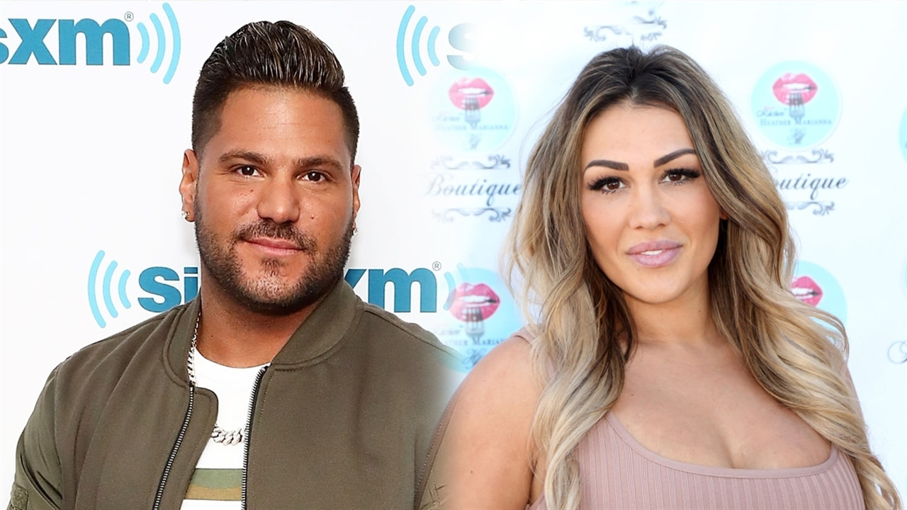 Ronnie Ortiz-Magro Tased and Arrested After Alleged Altercation With Jen Harley