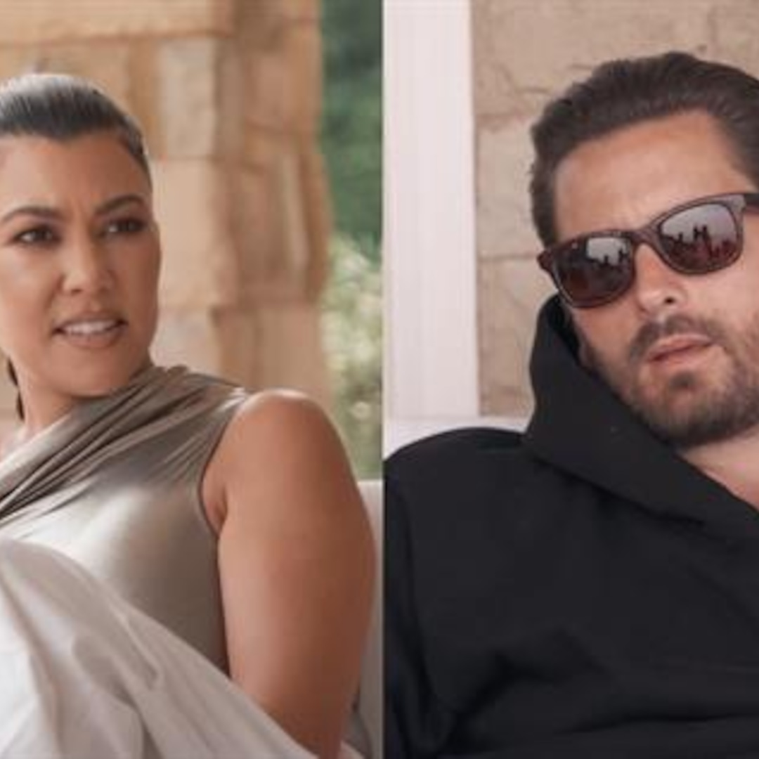 Scott Admits to Kourtney It's Hard to See Her With Other Men