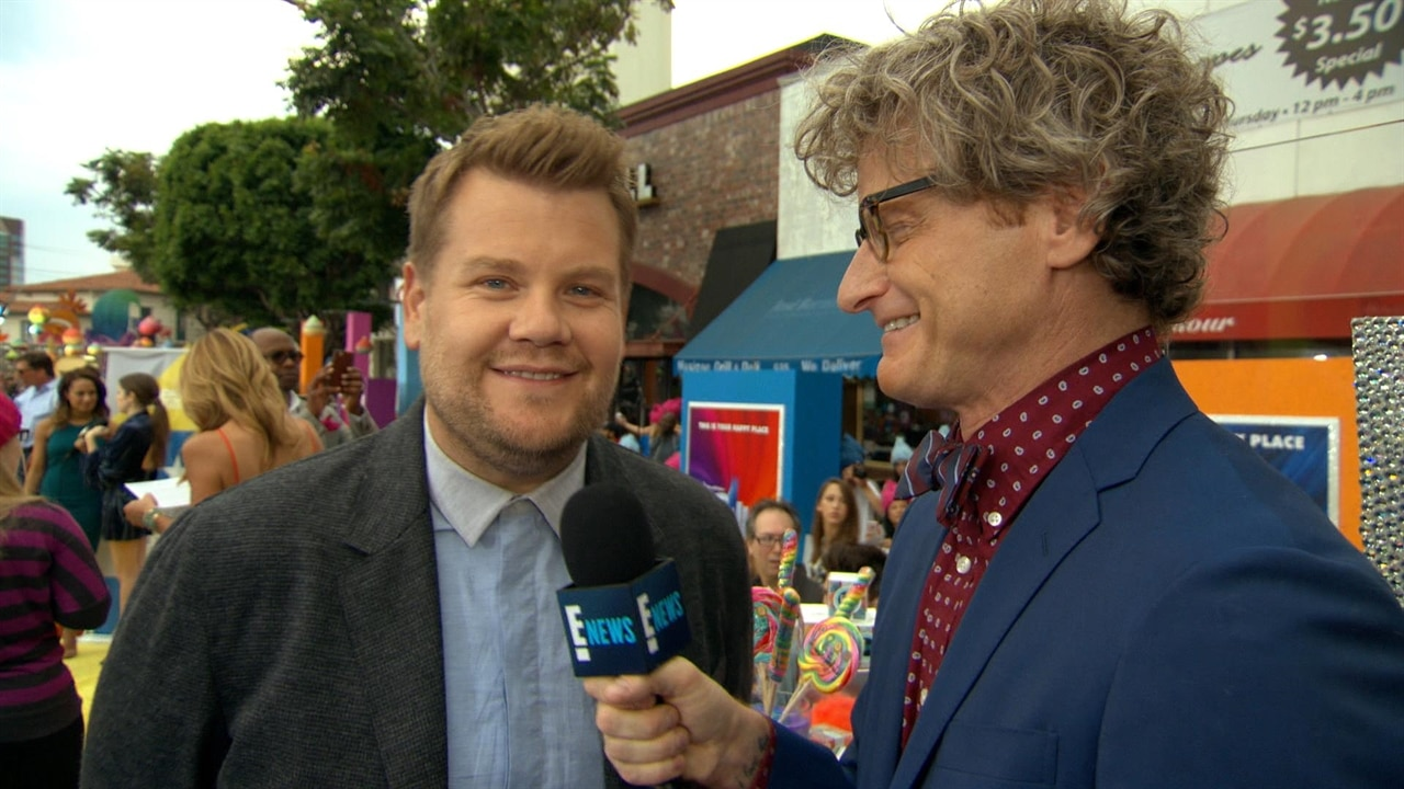 "James Corden Has Asked Justin Timberlake ""A Million"" Times to Do Carpool Karaoke"