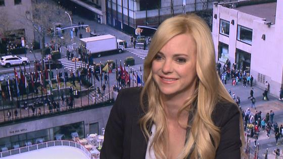 "Anna Faris Didn't Think She Was Funny Enough for ""Scary Movie"""