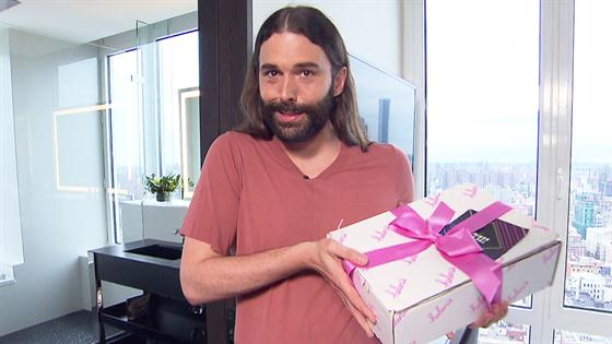 Jonathan Van Ness Reacts to 3 People's Choice Awards Noms!