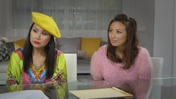 Jeannie Mai Learns She Has to Let Go to Move Forward