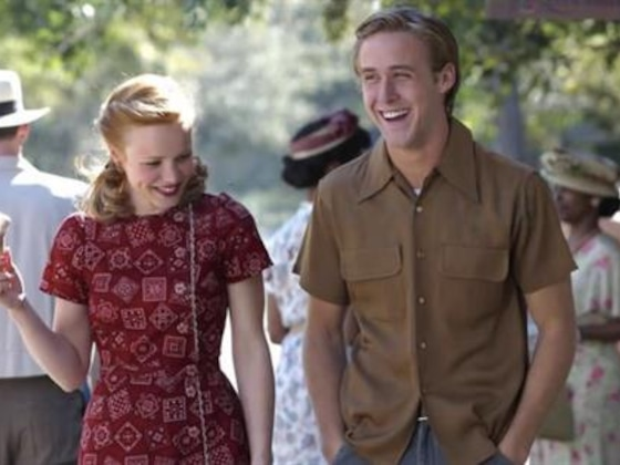 "10 increíbles secretos de ""The Notebook"""