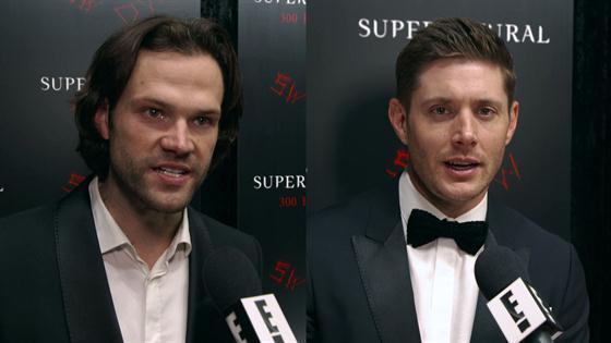 Supernatural Stars Ans...