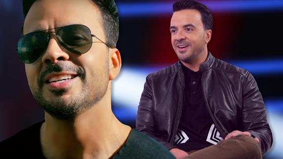 Watch Luis Fonsi React to Despacito Breaking Another Record