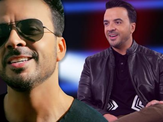 Watch Luis Fonsi React to