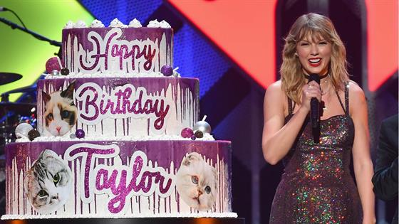 Astounding Inside Taylor Swifts 30Th Birthday Party With Her Squad E News Funny Birthday Cards Online Elaedamsfinfo