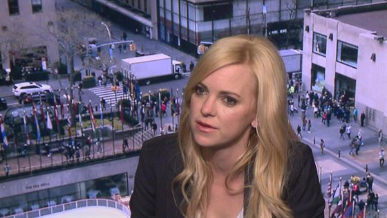Anna Faris Talks Parenting in Hollywood & Chris Pratt