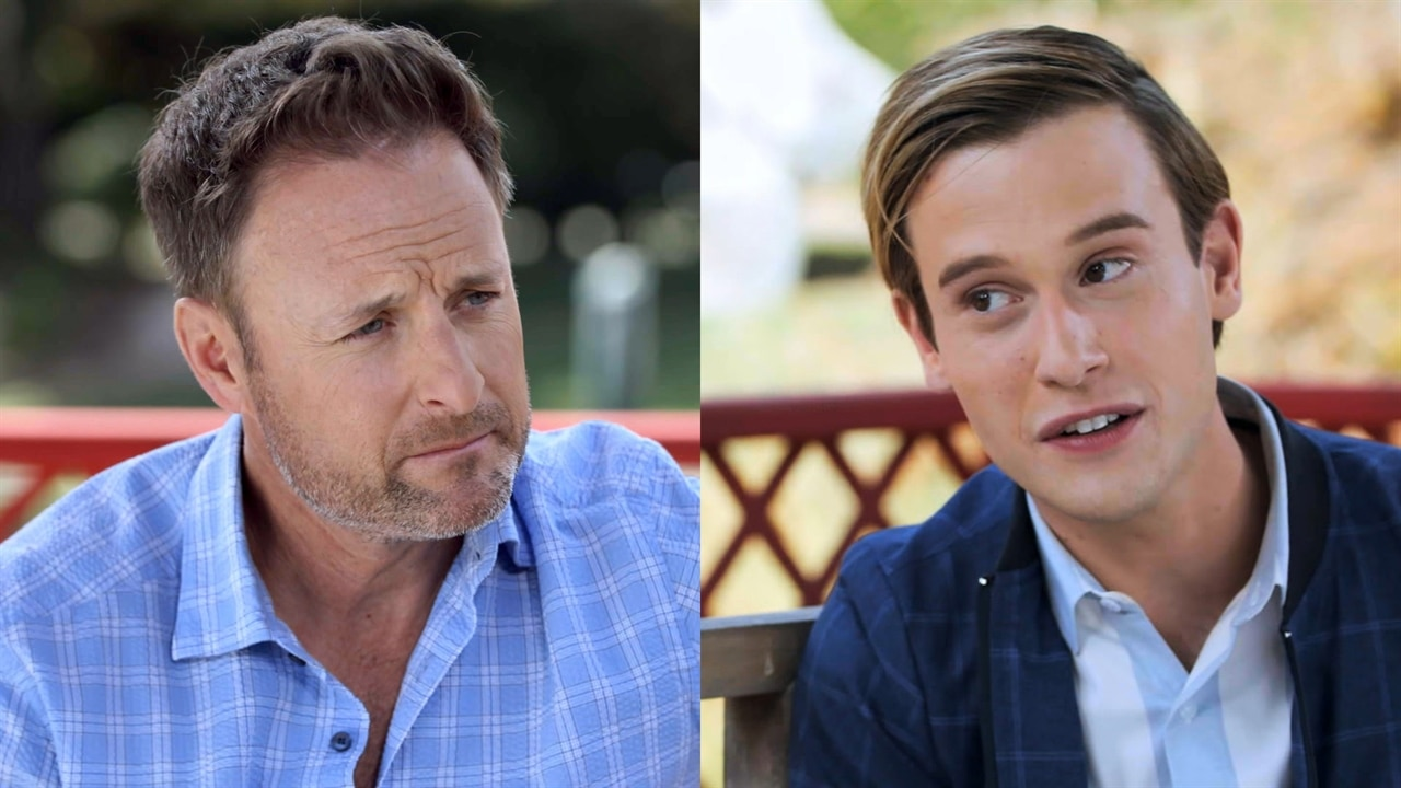 Will Tyler Henry Make a Believer Out of The Bachelor's Chris Harrison on Hollywood Medium?