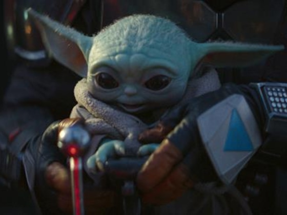 Baby Yoda Breaks the Internet