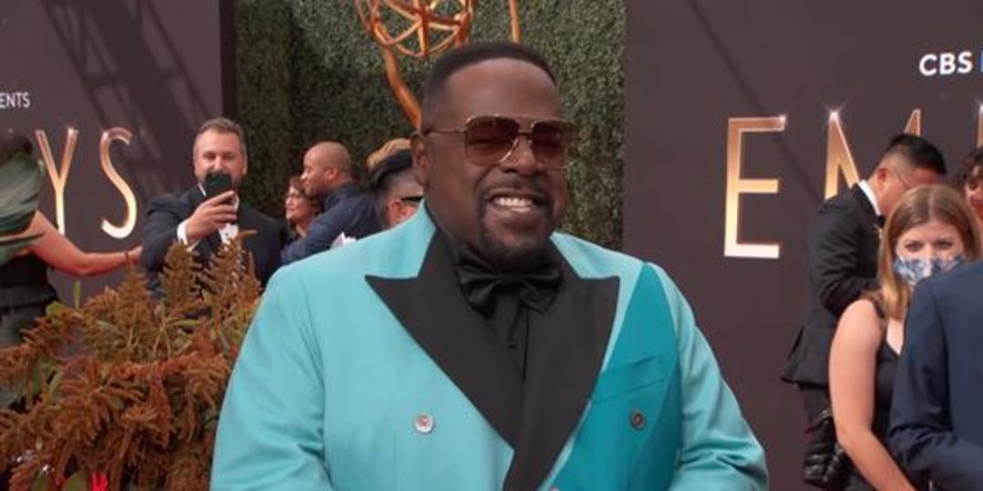 "Cedric the Entertainer Talks ""Surreal"" Moment Hosting 2021 Emmys - E! Online.jpg"