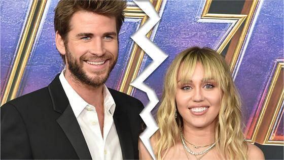 Liam Hemsworth habría presentado la solicitud de divorcio de Miley Cyrus