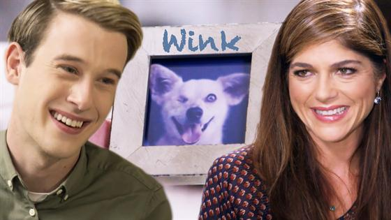 Tyler Henry Reconnects Stars With Their Late Pets