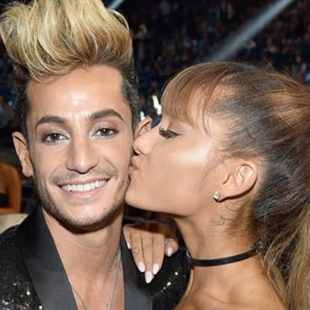 Ariana Grande Congratulates Bro on His Engagement