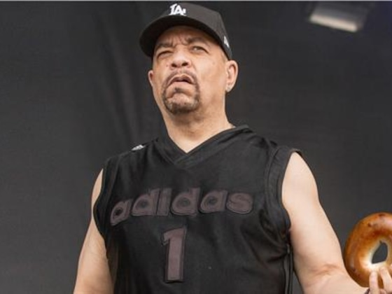 Ice-T Claims He's Never Eaten a Bagel