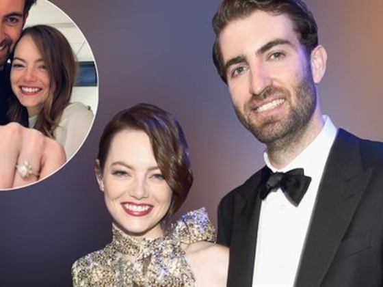Emma Stone Engaged to