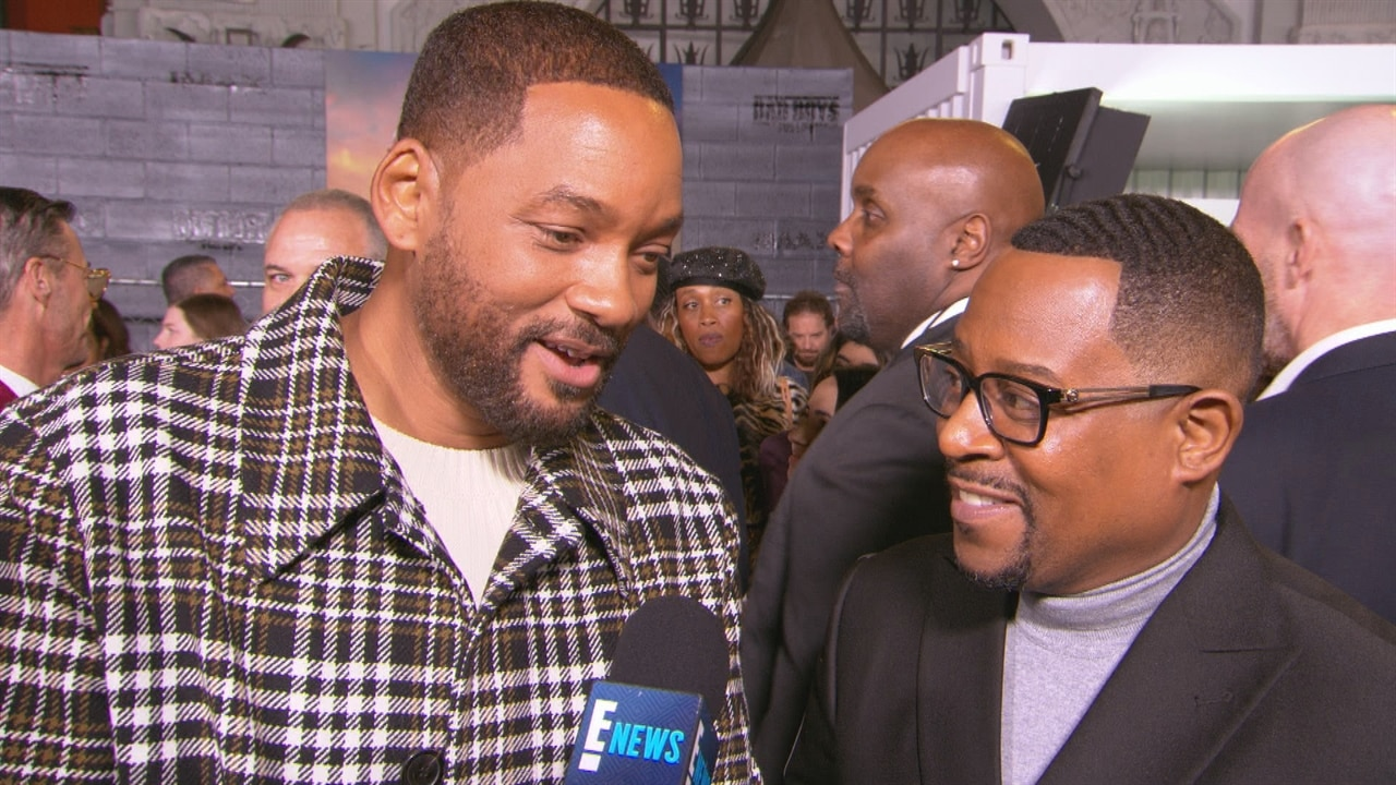 Will Smith & Martin Lawrence Didn't Expect a