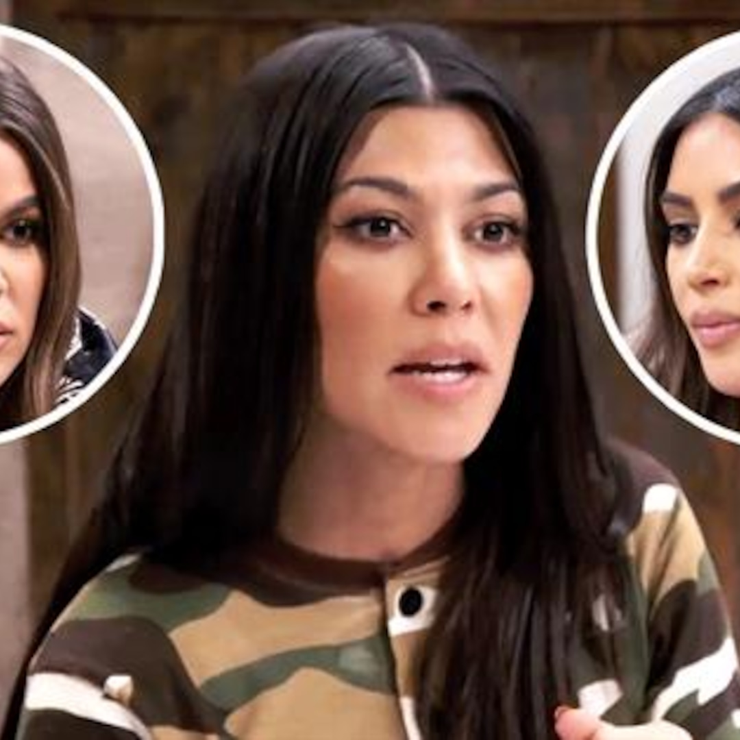 Kourtney Kardashian Tired of Family Siding With Ex Scott