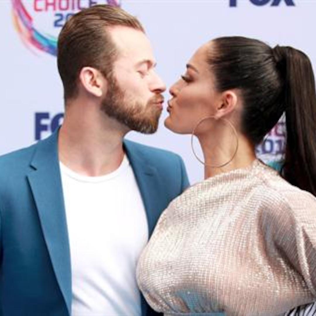 Nikki Bella Pens Adorable Birthday Post to Artem