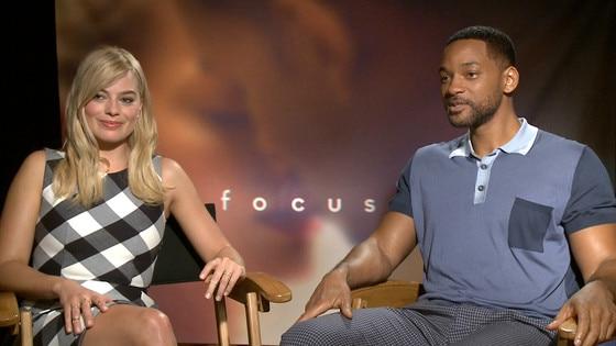 Focus interview will smith margot robbie dating