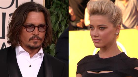 Johnny Depp Calls Amber Heard's Deposition Detailing Physical Abuse A